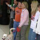komisija za izbor najbolj simpatičnega para otrok-pes