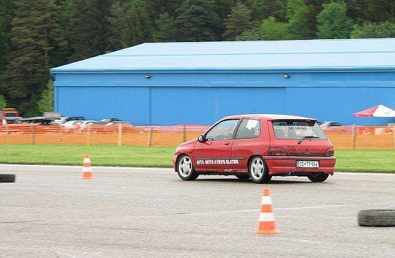 Avtoslalom SG 2006 - foto