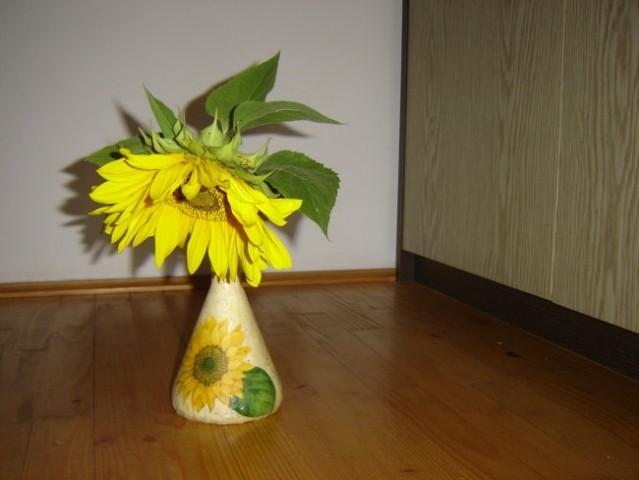 Vaza  sodi v komplet daril za mojo mami
