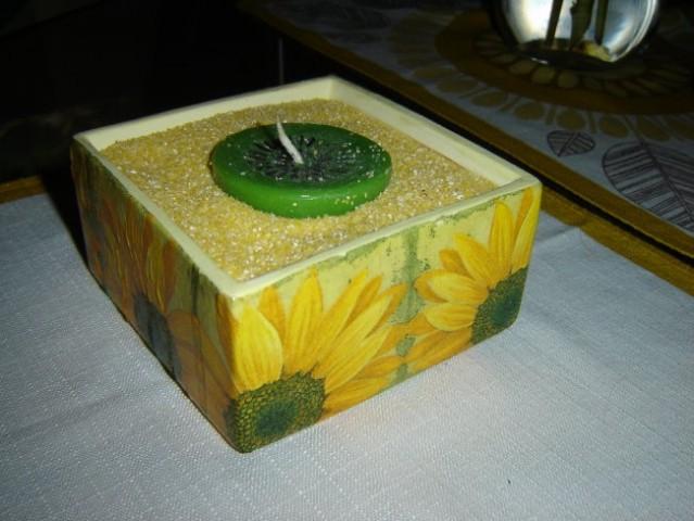 Svečnik od strani