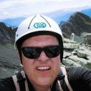 na vrhu gore Hochkedl 2558 m