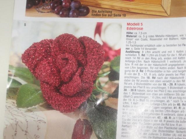 Kvačkana vrtnica - foto