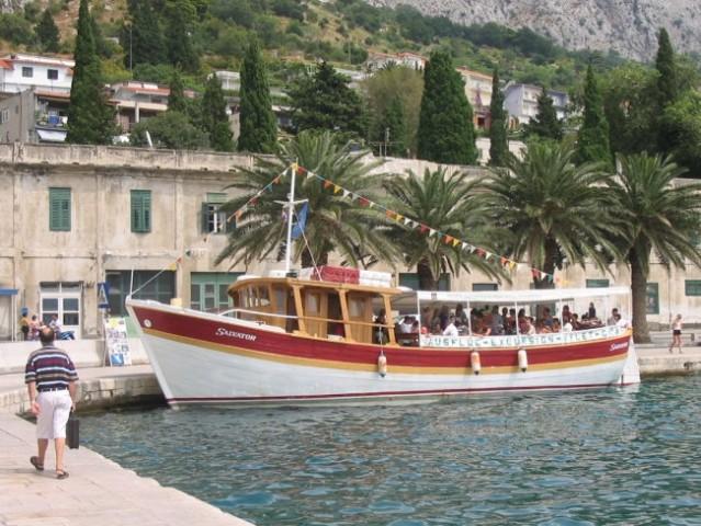 Nekaj slikic iz Omiša v Dalmaciji - foto