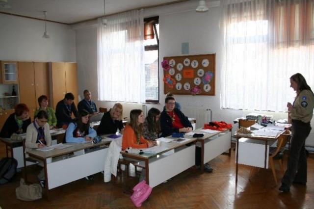 Sodniški seminar - foto