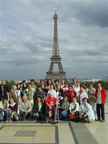 Pariz - foto povečava