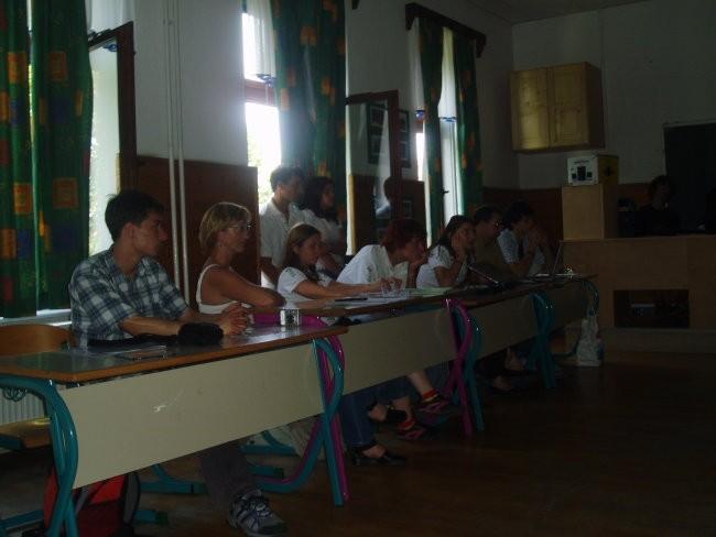 Parlament mladih reke Krke - foto povečava