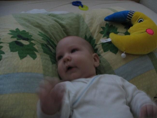 Kevin 4.mesec - foto povečava