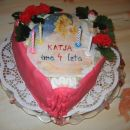 Torta Barbie za Katjo