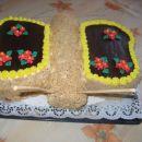 Torta Metulj (10.8.2008)