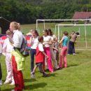 Štart deklic Športni dan