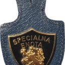 Značka Slovenija (Specialna enota policije) - Slovenia Bagde (Special unit)