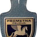 Značka Slovenija (Prometna policija) - Slovenia Bagde (Traffic police)