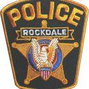 Našitek ZDA (Rockdale) - USA Patch (Rockdale)