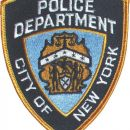 Našitek ZDA (New York) - USA Patch (New York)