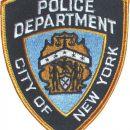 Našitek ZDA (New York) - USA Patch (New York)