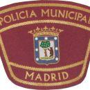 Našitek Španija - Spain Patch