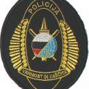 Našitek Slovenija (Urad za zaščito in varovanje) - Slovenia Patch (Security and Protection