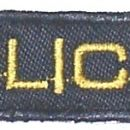 Našitek Slovenija (Policija) - Slovenia Patch (Police)