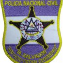 Našitek Salvador- El Salvador Patch
