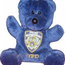 NYPD medvedek - teddy bear