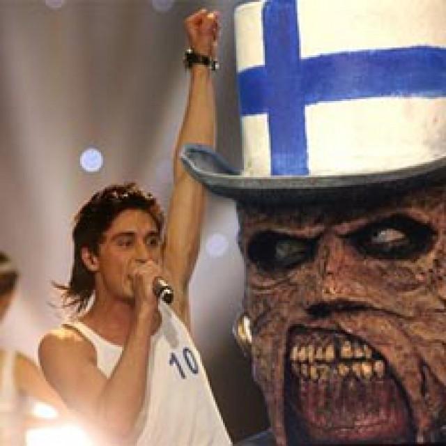 Pevec Lordov & srčkani Dima Bilan :)