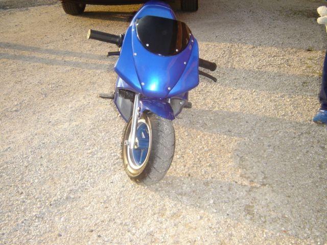 Moj minimoto - foto