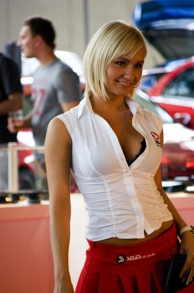 AutoMotorShow Ljubljana 2008 - foto