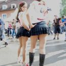 Worthersee VW-GTI Show 2006 - Girls
