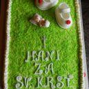 torta za sveti krst