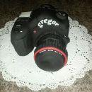 fotoaparat torta