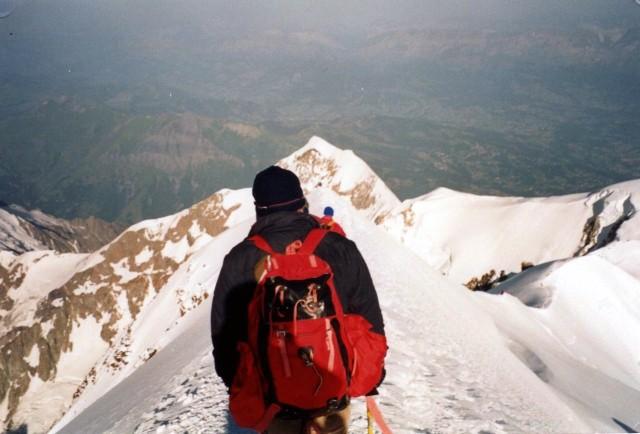 Mont Blanc 05.08.1997. - foto
