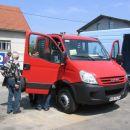 19.4.2007 Ljubljana, Trgotehna - prevzem vozila Iveco Turbo Daily 3.0 HPT 65C18