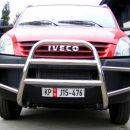 24.4.2007 Trzin, Kogovšek - prevzem vozila z zaščitnim lokom in stopnicami