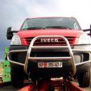 16.5.2007 Gornja Radgona, Mettis - dostava opreme, dogovor o načrtu vozila glede na opremo