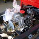 13.6.2007 Gornja Radgona, Mettis - dostava opreme; na vozilo je že pritrjena črpalka