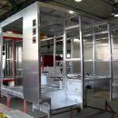 13.6.2007 Gornja Radgona, Mettis - dostava opreme; začetek izdelave konstrukcije nadgradnj