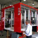 27.6.2007 Gornja Radgona, Mettis - dostava opreme; Izdelava konstrukcije nadgradnje se nad