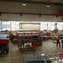 10.7.2007 E-mail - Pozdrav iz Mettisa; pogled na del delavnice kjer je naša nadgradnja