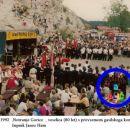 1992 / 15.8. 80 Let PGD NGP, prevzem gasilske