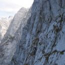 V zgornjem delu Via Italiane; slikano z Mangrtskega sedla