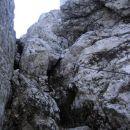 Vstopni kamin poti Via della Vita je zahtevnejši kot kaže slika