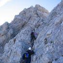 Proti vrhu prve stene