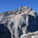 Razor z vrha Kriške stene
