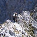 Po ostrem Vernarjevem grebenu