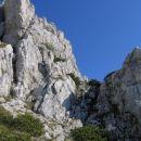 Polička pod vrhom Ablance
