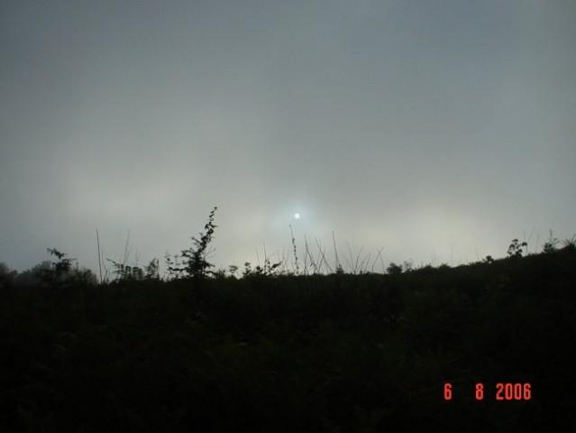 Jutro zora 06:30 casova . Prvi dan bez kiša nakon par dana obilnih padavina krenuli u obl