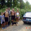 Iznenadni susret sa Vekijem , Veljaccom i njegovom porodicom kako beru kupine. Jedan od o