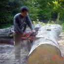 Moj sin Amir odmara ruke od rezanja pa je Frenky preuzeo stvar u svoje ruke 22.09.2006 K