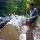 Dobar ccovjek ssumar i motorku nam obezbjedio   22.09.2006 Kamenica