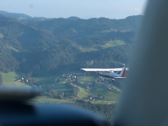 Letenje - foto